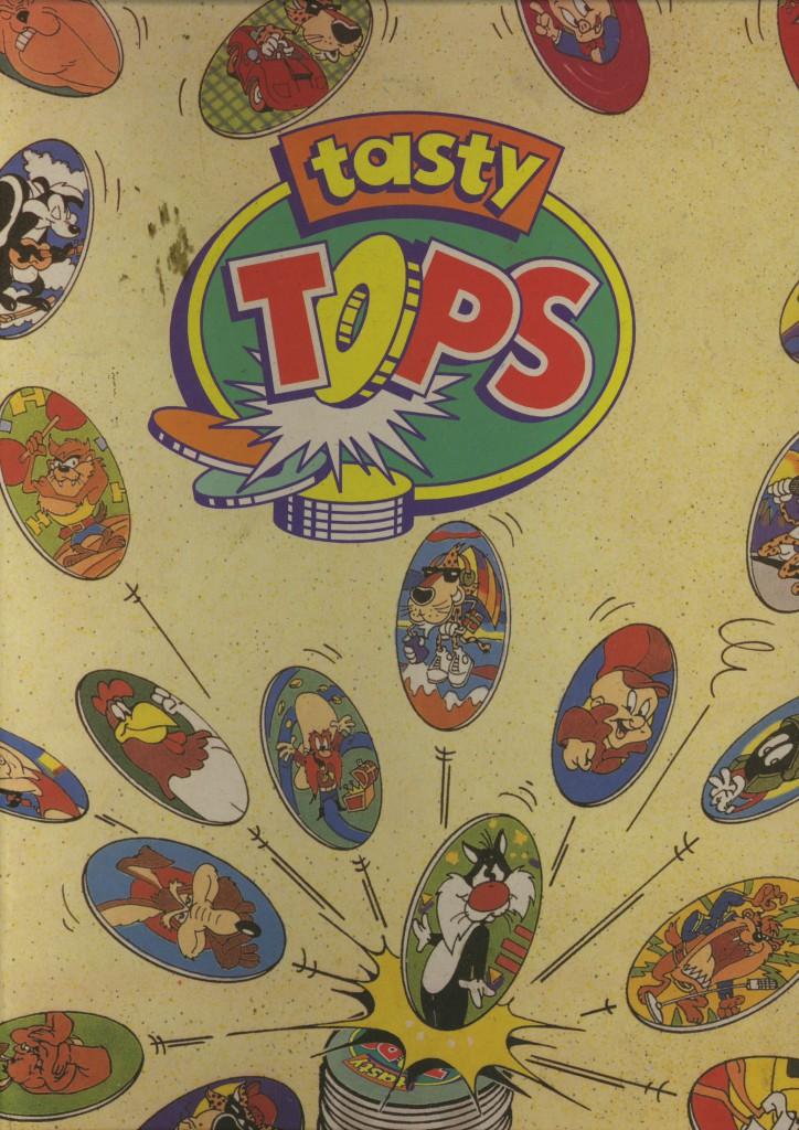 tasty tops map