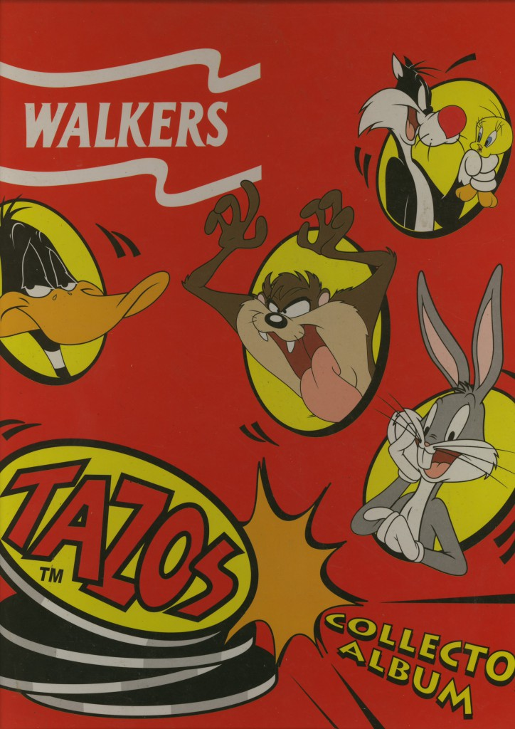 walkers map voorkant